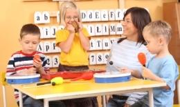Kindergarten, Überblick, Betreuungsformen
