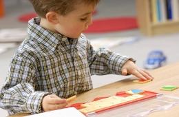 Kindergarten, pädagogisches Profil, Montessori